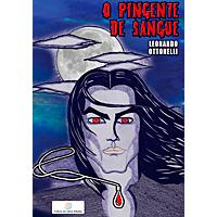 """Livro """" O Pingente de Sangue"""""""